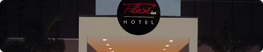 O Hotel Flex inn - SP / ZN